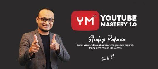 kelas youtube mastery